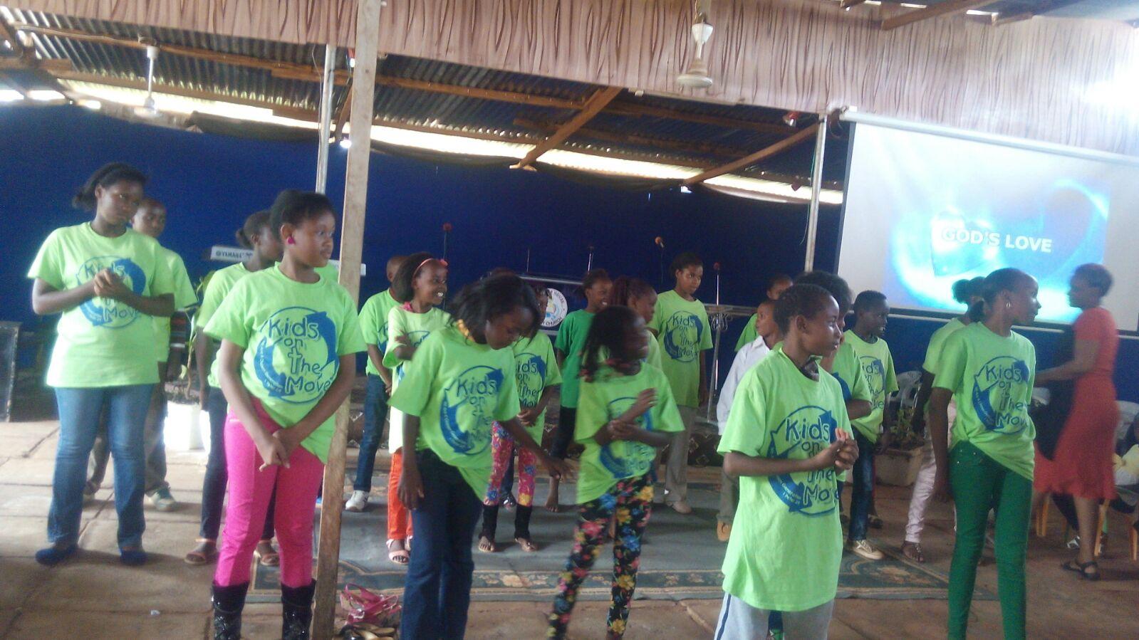 Sunday School Day August 2015
