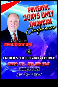 July Financial Conference